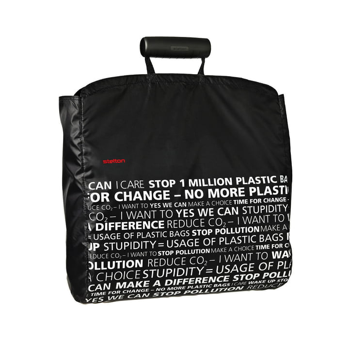 Shopper, noir - Statement