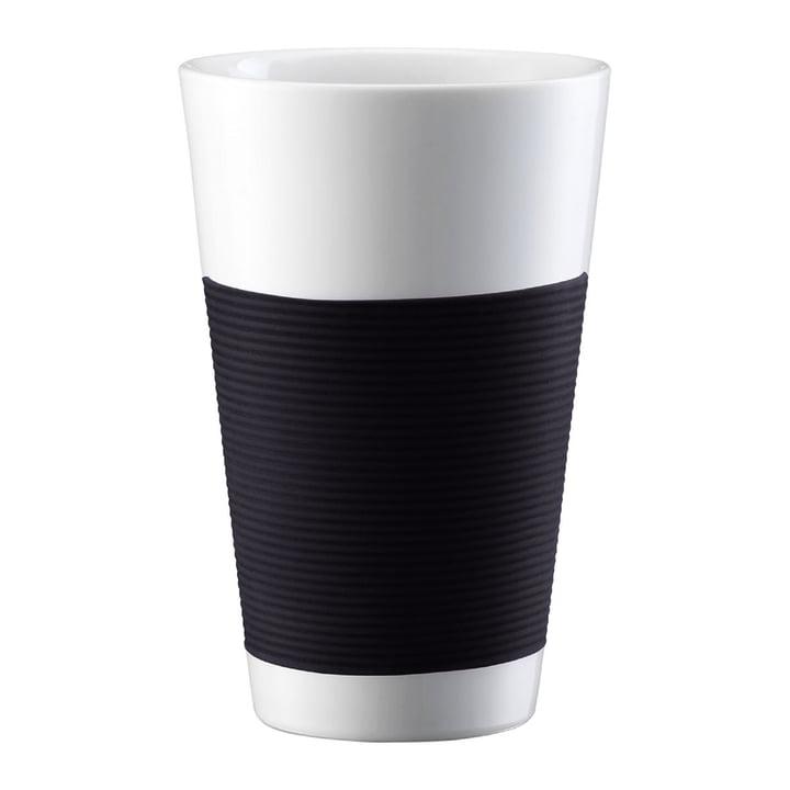Bodum Canteen - tasse à double paroi 0,35l - noire