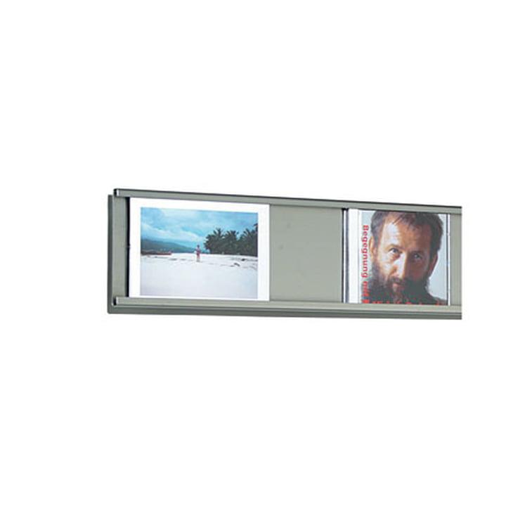 Q-Up 1318 - Presentation system incl. 5 frames