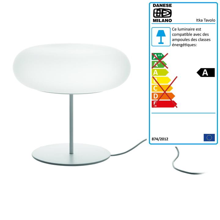 Lampe de table Itka Tavolo