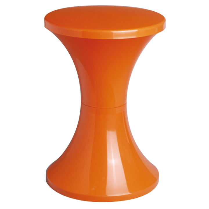 Tam Tam Pop - tabouret, orange