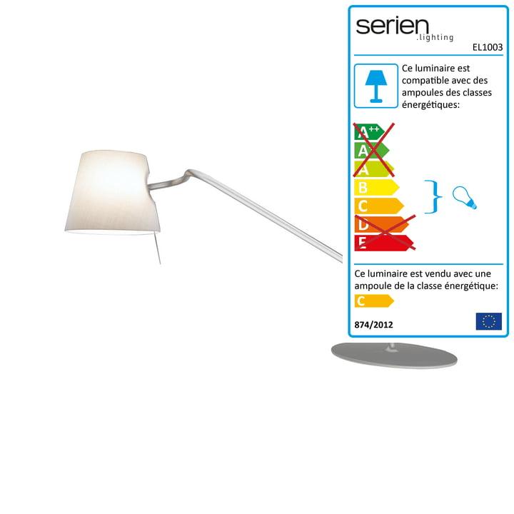 Lampe de table Elane