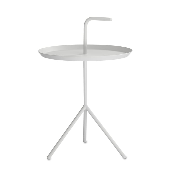 Hay - DLM Table d'appoint, blanc