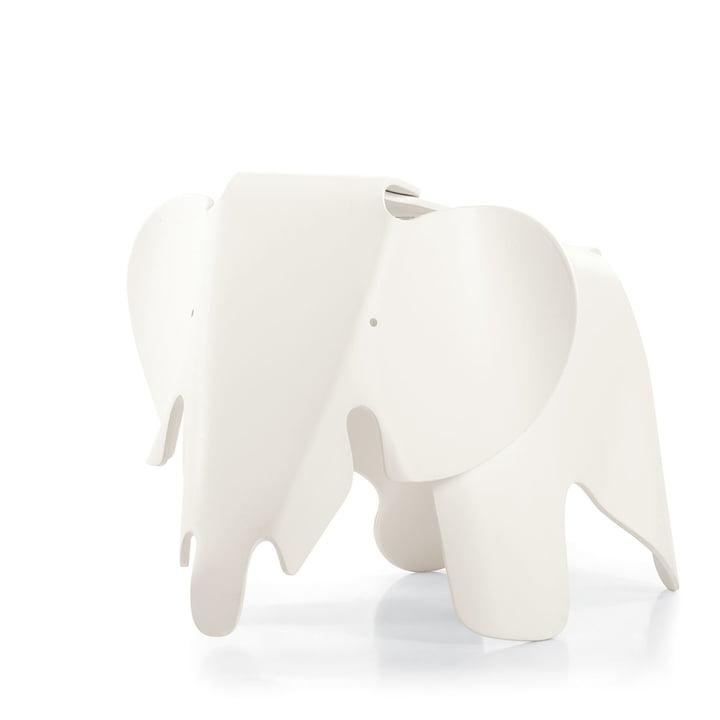 Eames Elephant - blanc
