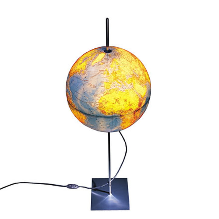 Absolut Lighting - Globe Erde 90 cm, allemand