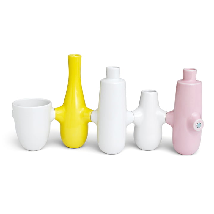 Kähler Design - Vases/bougeoirs Fiducia