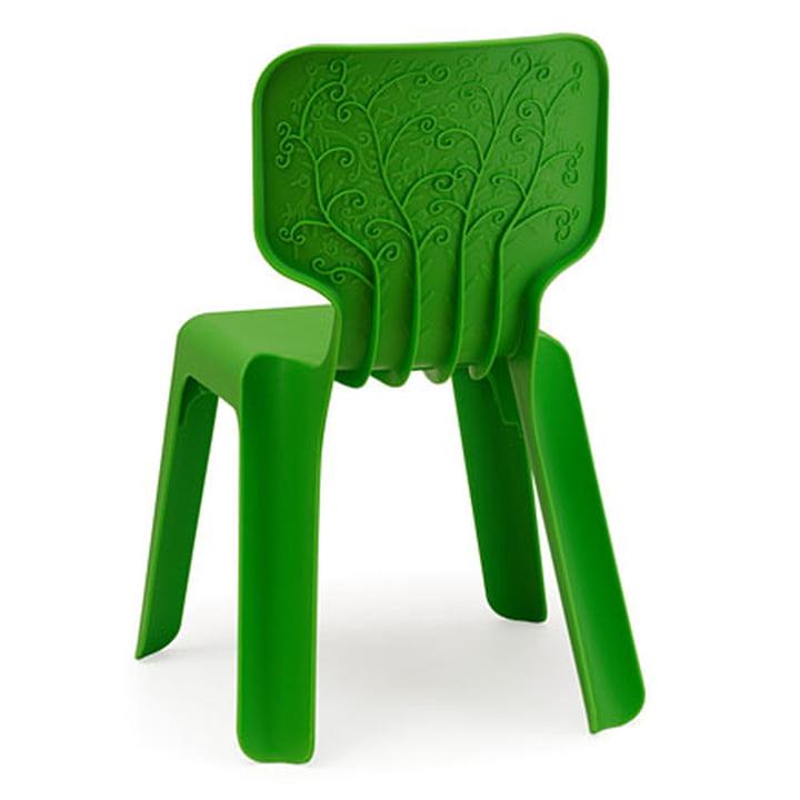 Chaise Alma, vert