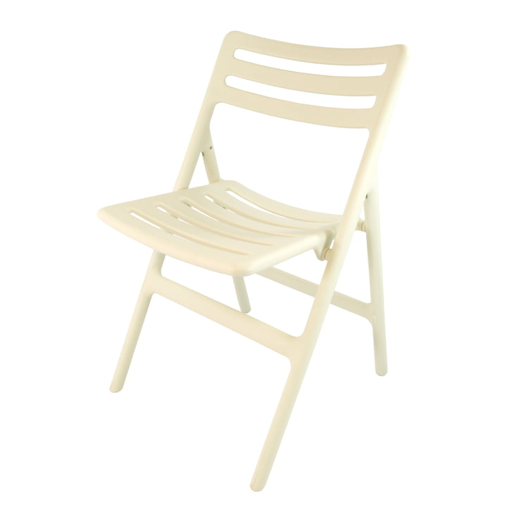 Magis Folding Air-Chair - Chaise pliante, blanche