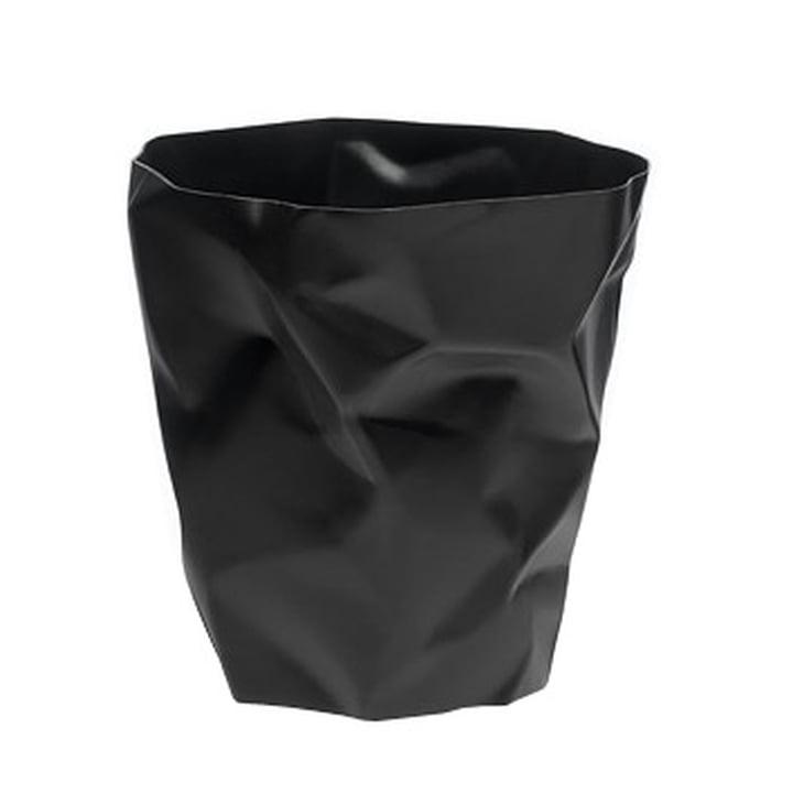 Essey - Poubelle poubelle en noir