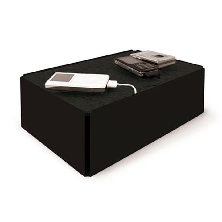 Charge-Box -noir / noir