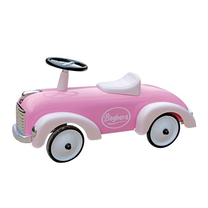 Speedster voiture pour enfants, rose