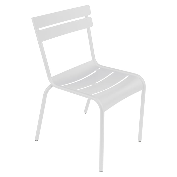 Fermob - chaise Luxembourg, empilable - blanc