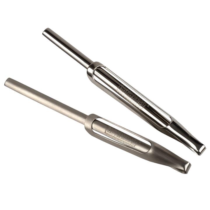 Authentics Pen Clip mat et poli