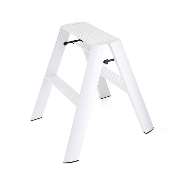 Metaphys - Tabouret-marchepied Lucano 2Step, blanc