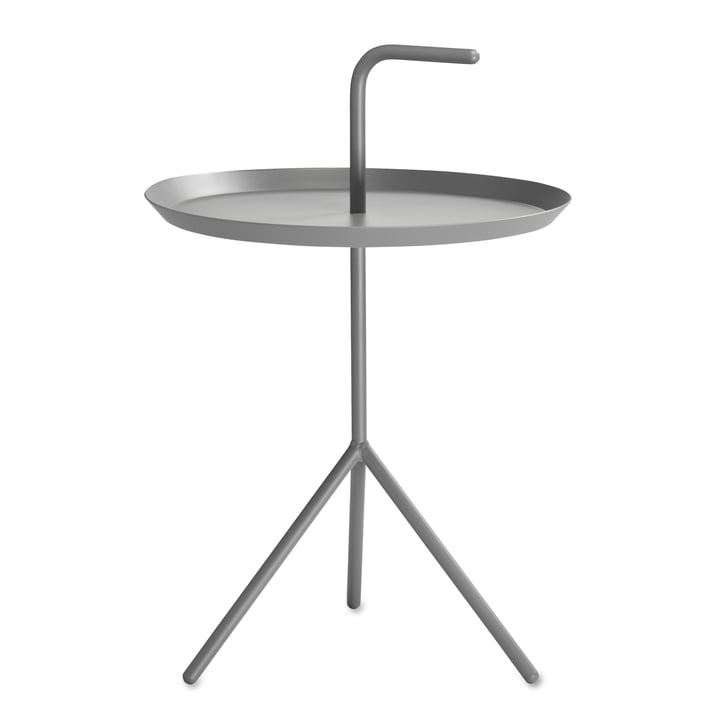 Hay DLM XL Table d'appoint, gris