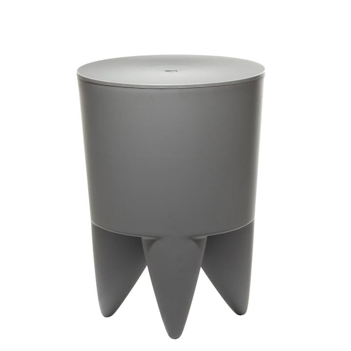 Bubu 1er Tabouret, gris clair