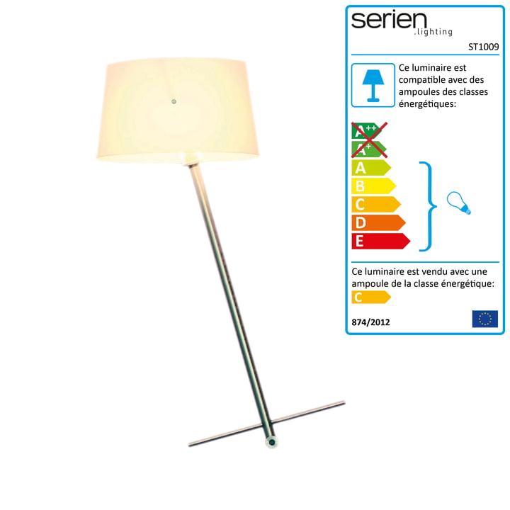 serien.lighting - Lampe de table Slant