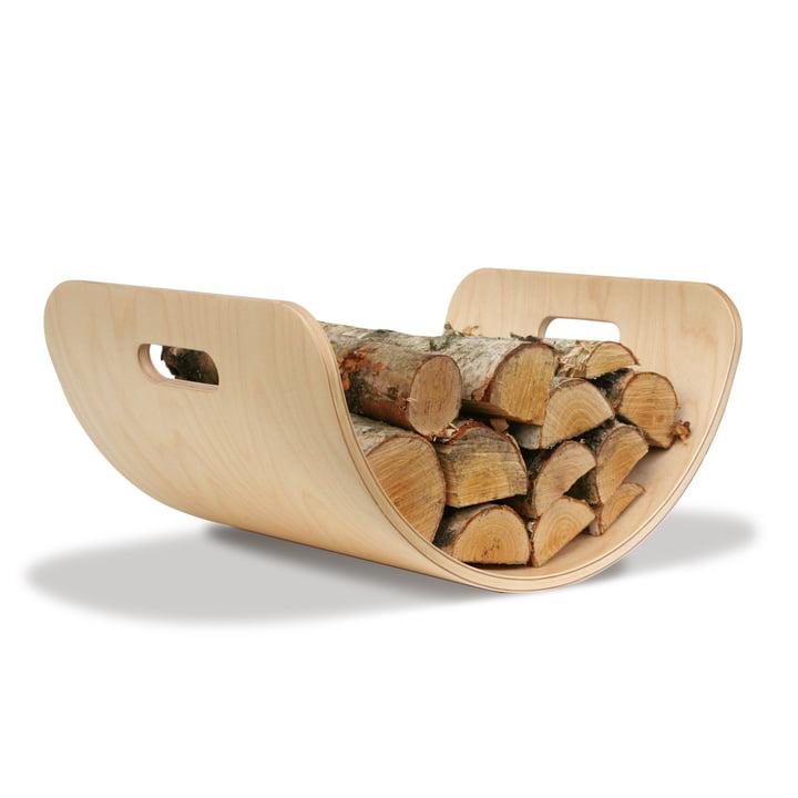 Baest - Swing Berceau pour bûches de bois