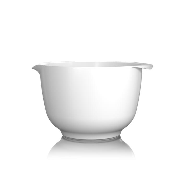 Bol mélangeur Margrethe , 2,0 l de Rosti blanc