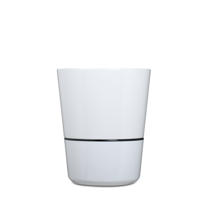 Rosti Mepal - Pot d'herbes Hydro, moyen, blanc