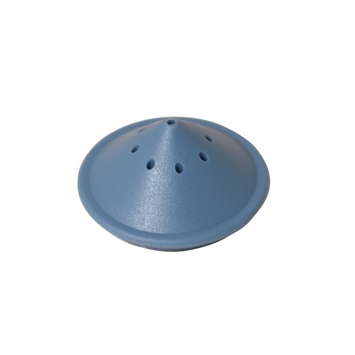 Alessi Couvercle pour le moulin à sel MGSAL, bleu
