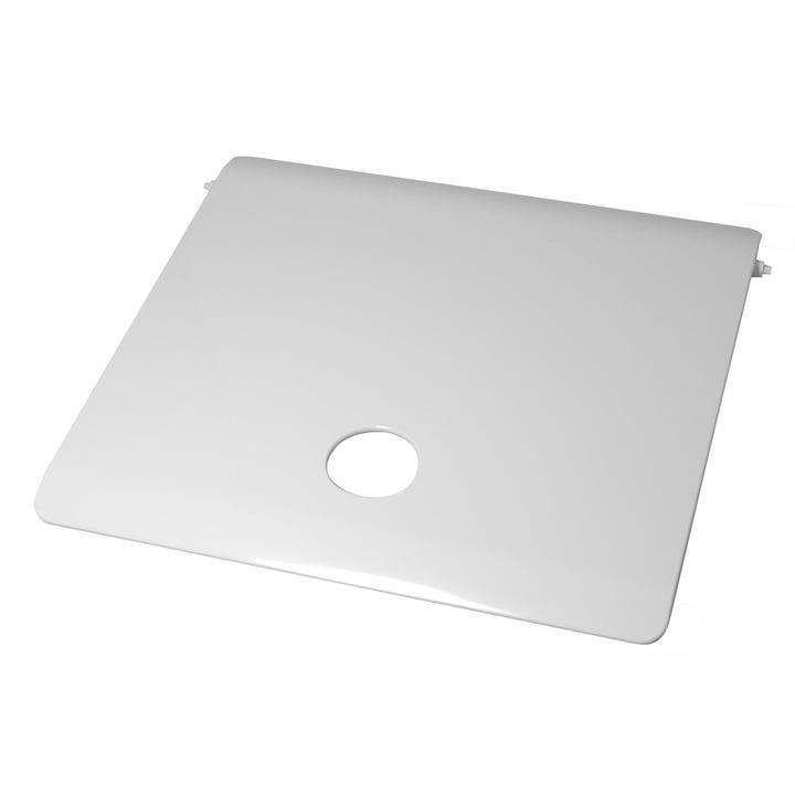 Componibili4972 carré de Kartell, blanc