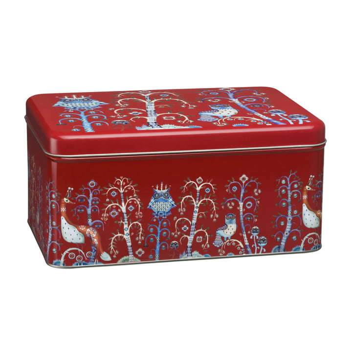 Iittala - Taika boîte à biscuits, rouge