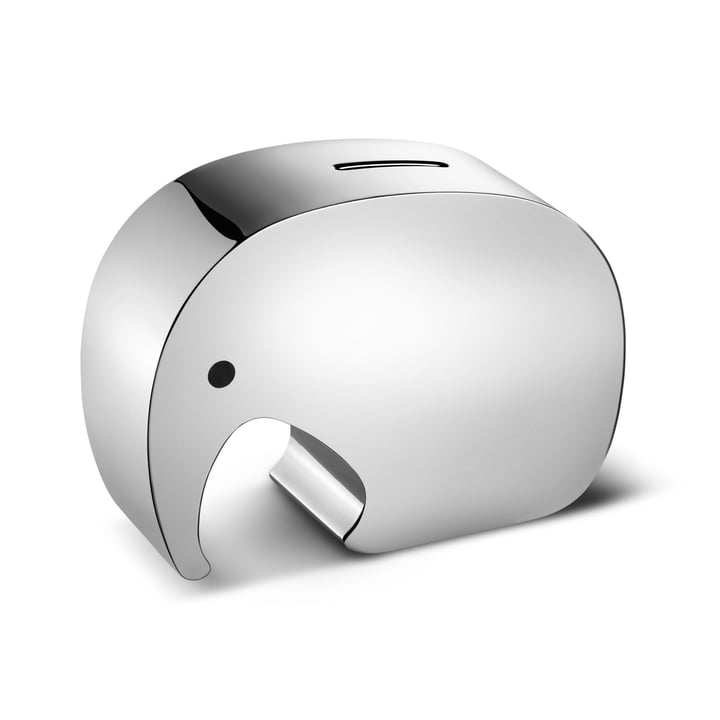 Georg Jensen - Tirelire Moneyphant