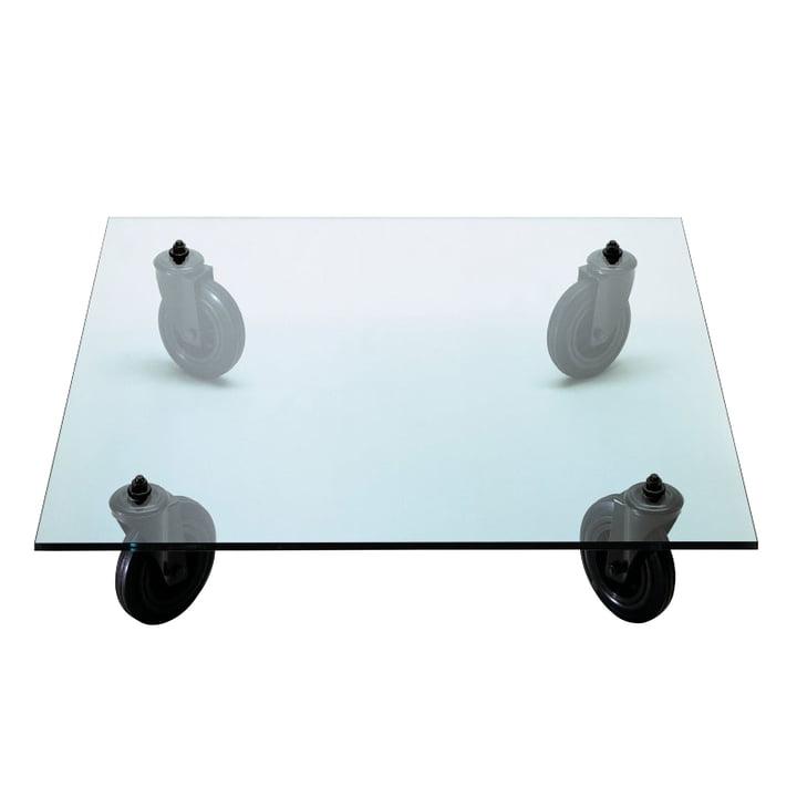 FontanaArte - Table basse Tavolino con ruote