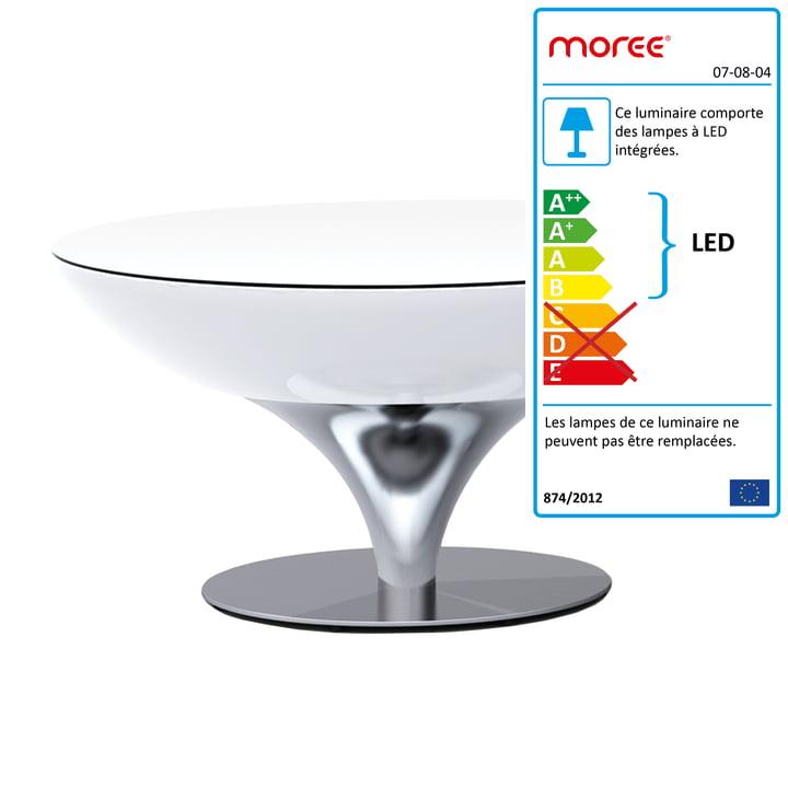 Moree - Table Lounge45LED