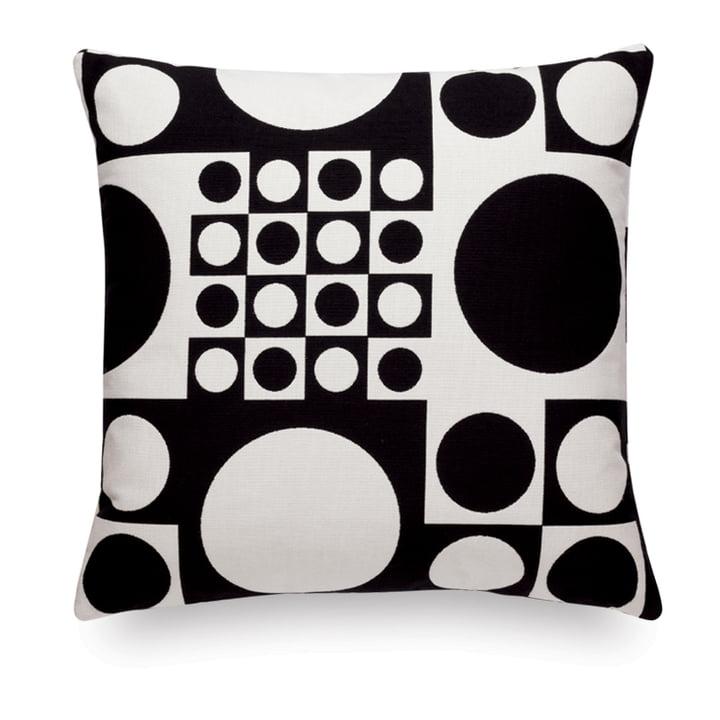 Vitra - coussin Maharam : Geometri black/white