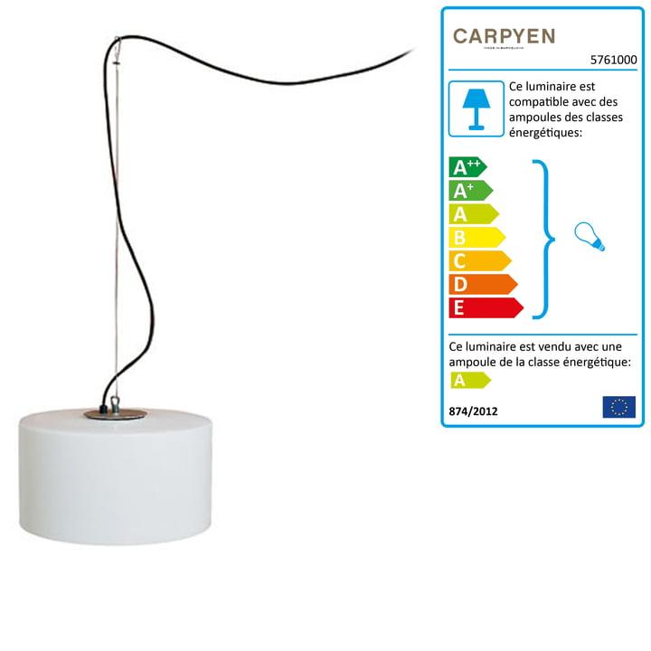 Carpyen - Suspension luminaire Harry