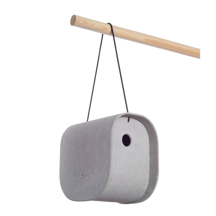 Eternit - Nichoir Birdy, gris