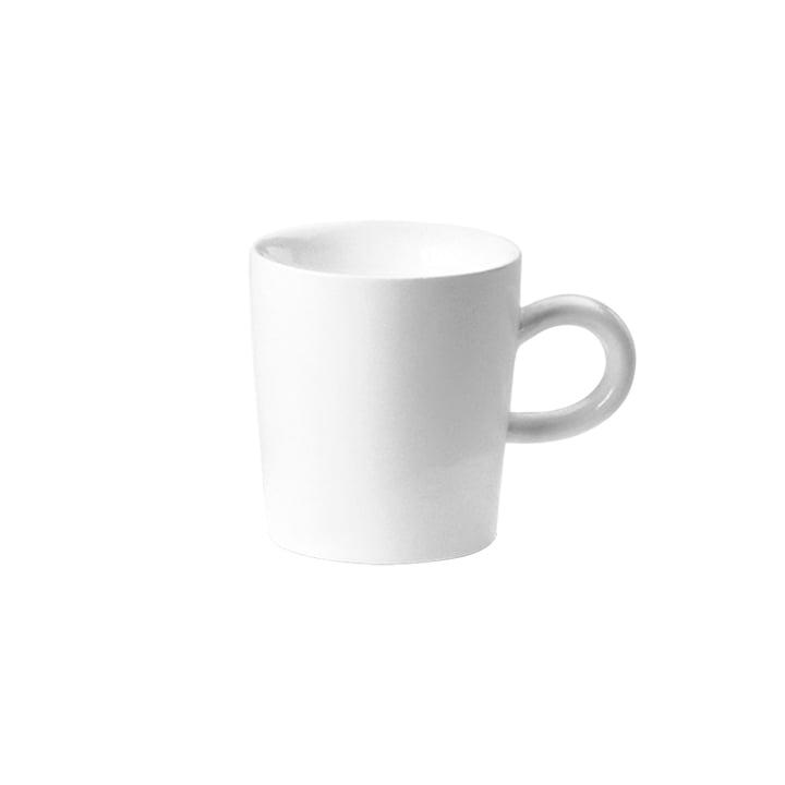 Kahla Five Senses - Tasse à expresso, blanc