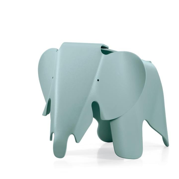 Éléphant Eames de Vitra en gris glace