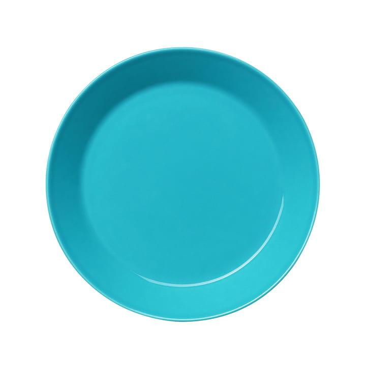 Iittala - Teema assiette plate, 21 cm, turquoise