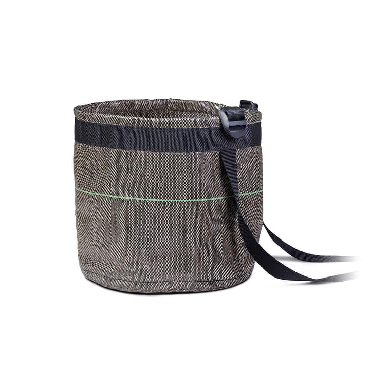 Pot Sac de Bacsac plantes de balcon 10 l en géotextile