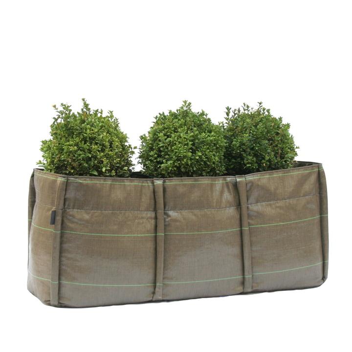 3 sacs à plantes Baclong Bacsac - 110 litres