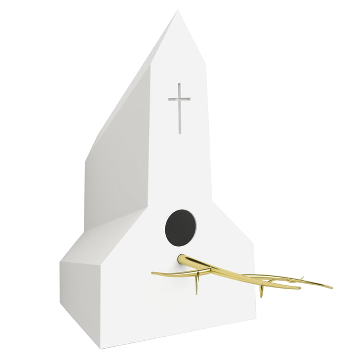Frederik Roijé - Holy Homes - Eglise, blanc