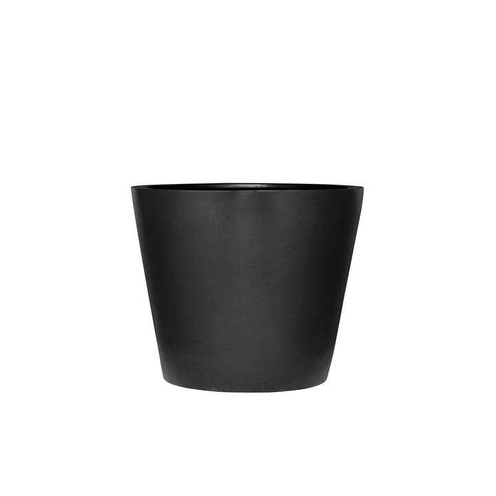 amei - Pot Le Rond, XXS, noir