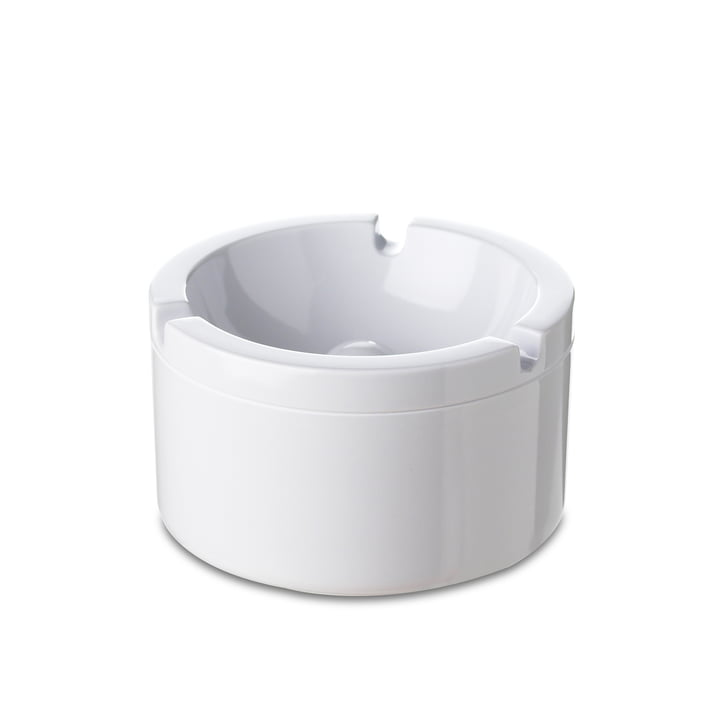 Rosti Mepal cendrier blanc