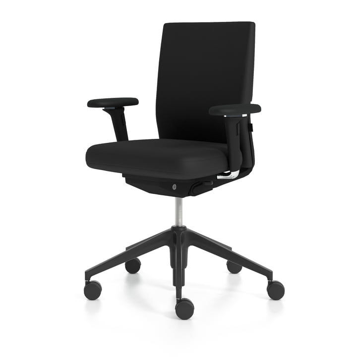 Vitra - ID Soft, nero / basic dark