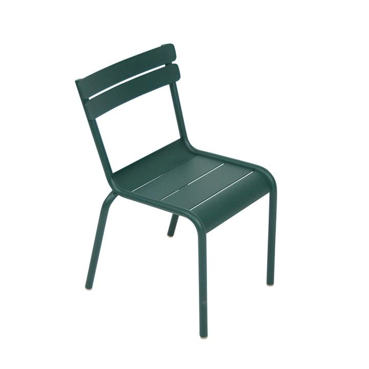 Fermob - Chaise pour enfants Luxembourg Kid, cèdre vert