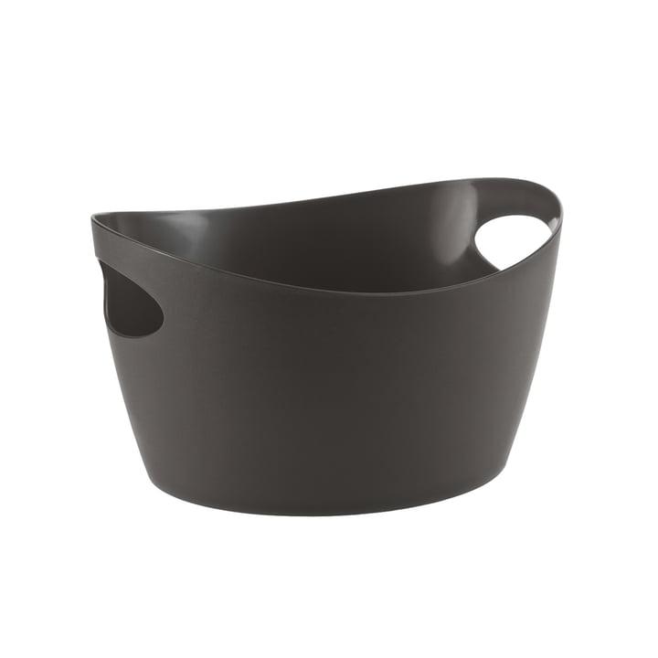 Baquet Bottichelli XS de Koziol, noir