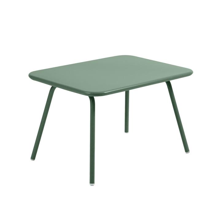Fermob - Table pour enfants Luxembourg Kid, vert cèdre