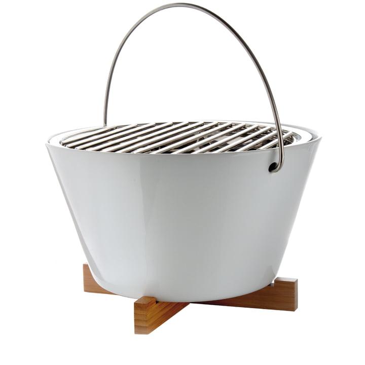 Eva Solo - Barbecue de table, blanc