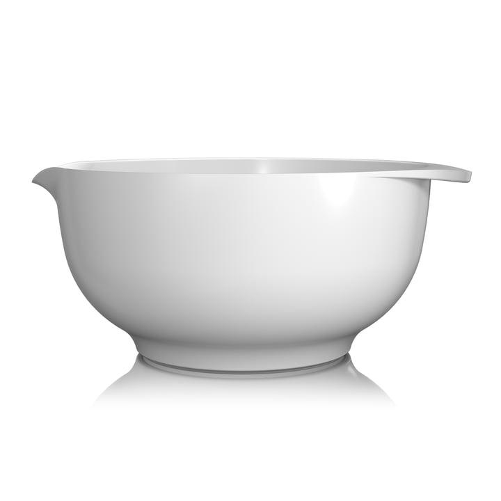 Rosti Mepal - Bol à mélanger Margrethe, 5.0 l, blanc