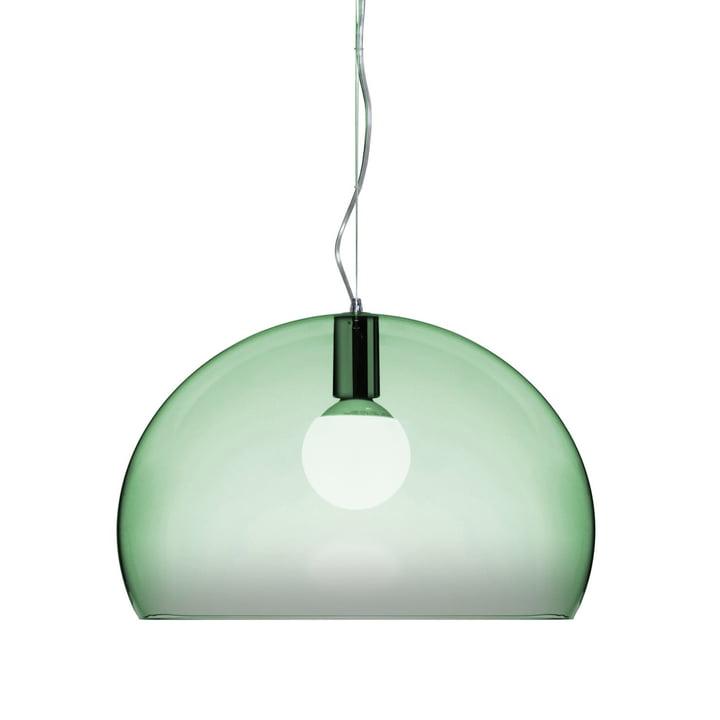 Kartell FL/Y Suspension lumineuse, vert sauge