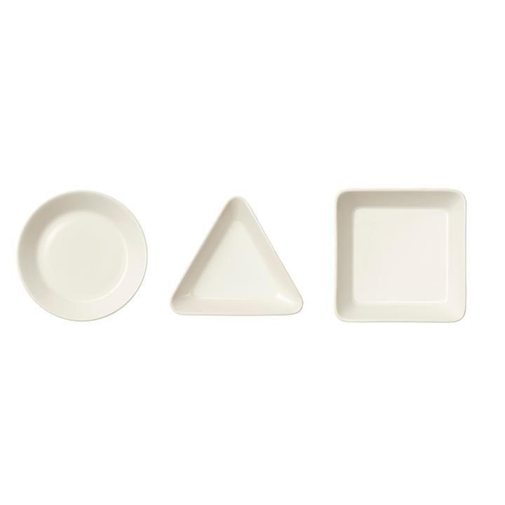 Iittala - Teema Mini Set Service, 3 pièces, blanc