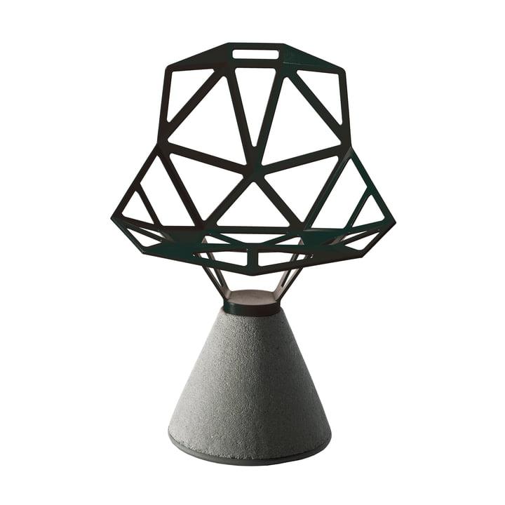 Magis - Chaise Chair One avec socle en ciment